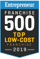 Entrepreneur Franchise 500: Top Low-cost Franchise 2019